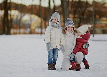 Family Christmas Card / Photo Editing Services (original)
